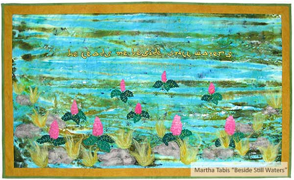 """Beside Still Water"" © Martha Tabis"